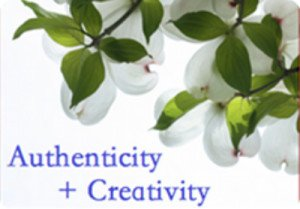Authenticity + Creativity